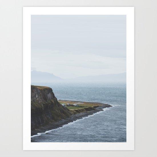 Iceland XII Art Print