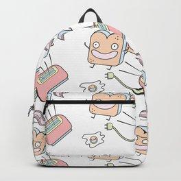 It's Breakfast Time! Backpack