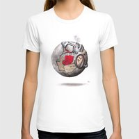 globe T-shirts featuring globe by Paradox