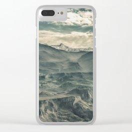Colca Valley, Arequipa Peru Clear iPhone Case