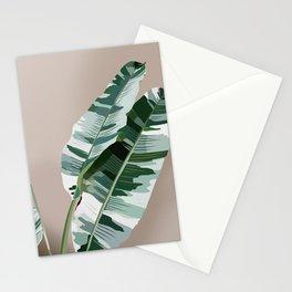 Banana Plant Illustration  Stationery Cards