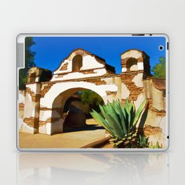 Mission Watercolor Laptop & iPad Skin
