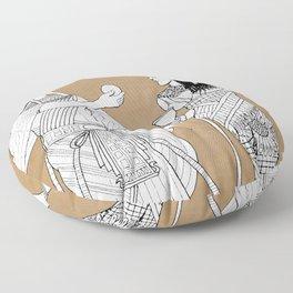 King tut Floor Pillow