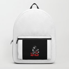 Never See It Coming Backpack