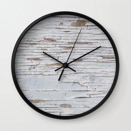 Peeling Paint 03 Wall Clock