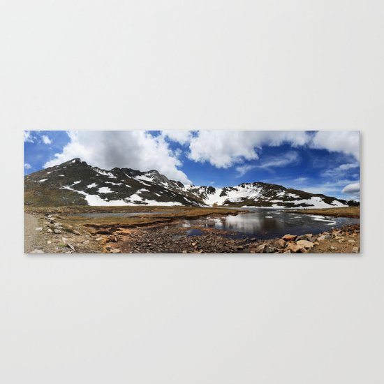 Mt. Evans, Colorado Canvas Print