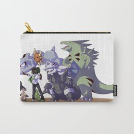 Pokémon trainer and team Carry-All Pouch
