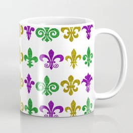 Fleur de Lis Heaven Coffee Mug