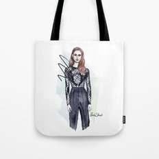 From the catwalk Tote Bag