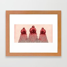 The Three Wise men Framed Art Print