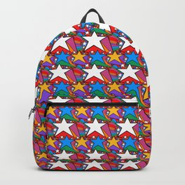 Wonderful Starburst Backpack