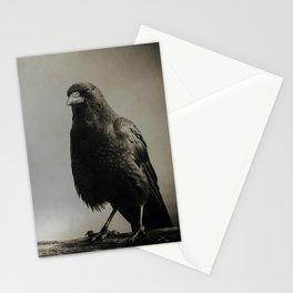 RAVEN PORTRAIT Stationery Cards