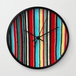 sasazuka knit Wall Clock
