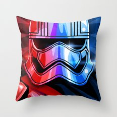Our Captain Throw Pillow