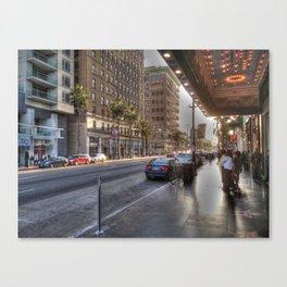 Los Angeles Life Canvas Print