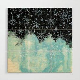Star Bright Wood Wall Art