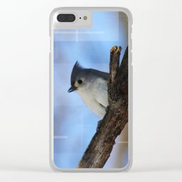 The Titmouse Clear iPhone Case