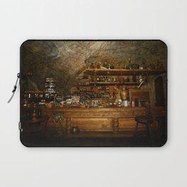 Riga Black Balsam Bar in Riga Latvia Laptop Sleeve