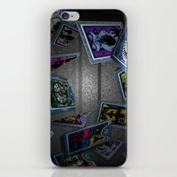 persona iPhone & iPod Skins featuring Persona Tarot Cards by KeenaKorn