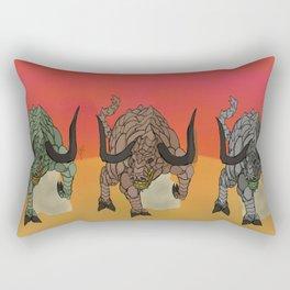 Gorgons Rectangular Pillow