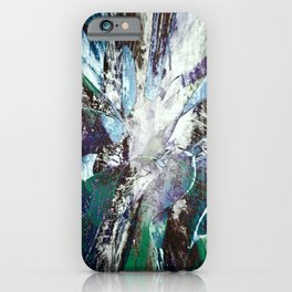 Mending a Shattered Soul iPhone Case