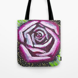 Glamour Rose - Mazuir Ross Tote Bag
