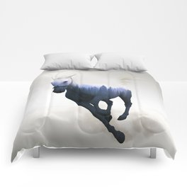 Born to Run Comforters