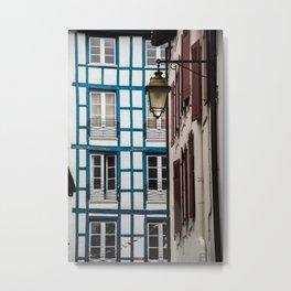 Basque architecture Metal Print