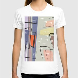 Retro Pattern 01 T-shirt