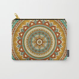 Hippie Mandala 10 Carry-All Pouch