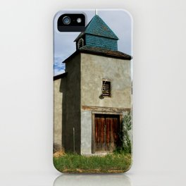 OLD CHAPEL iPhone Case