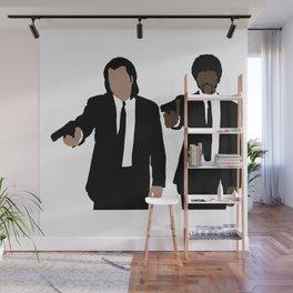 Pulp Fiction Wall Mural