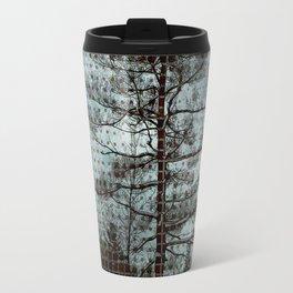Old Pine Tree Travel Mug