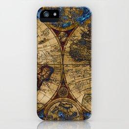 Wild wild world iPhone Case