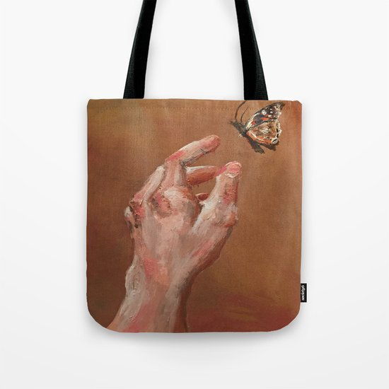 message of hope tote bag by briannacamp society6. Black Bedroom Furniture Sets. Home Design Ideas