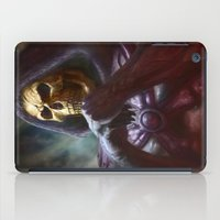 skeletor iPad Cases featuring Skeletor by ImmarArt
