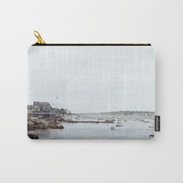 Massachusetts Fishing Village Carry-All Pouch