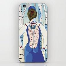 Russian beauty iPhone & iPod Skin