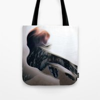 moth Tote Bags featuring Moth by Stephen Linhart