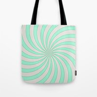 circus Tote Bags featuring Circus by 83 Oranges®