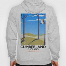 Cumberland England Hoody