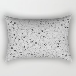 Play Station One Rectangular Pillow