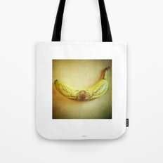 Banana Lobster Tote Bag