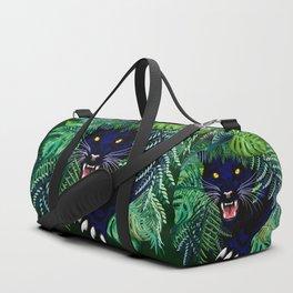 Black Panther Jungle Spirit Duffle Bag
