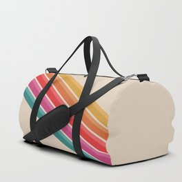 Retro - Downhill #743 Duffle Bag