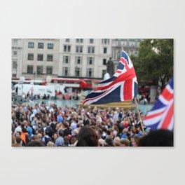 Union Jack, Take 3 Canvas Print