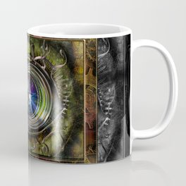 Eye of the Elemental Universe Coffee Mug