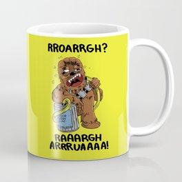Drunk Chewbacca  Coffee Mug