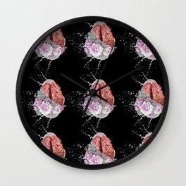 Cerebris jerk Wall Clock