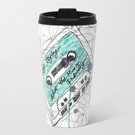 Stop Crying About The Music Industry Travel Mug